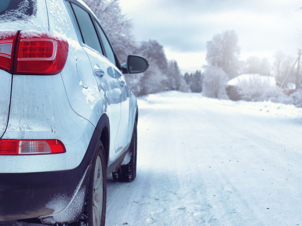 Auto sagatavošana ziemai: soli pa solim