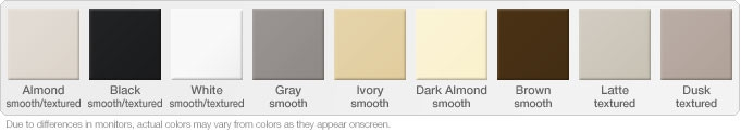 INET-CBD Colors
