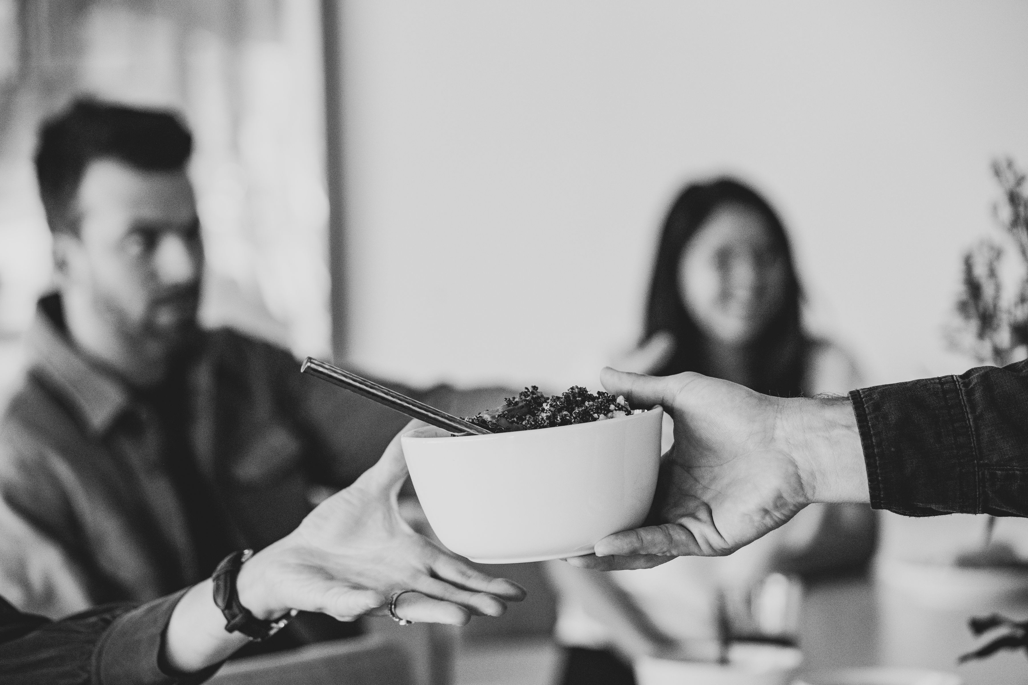sharing latinx meals