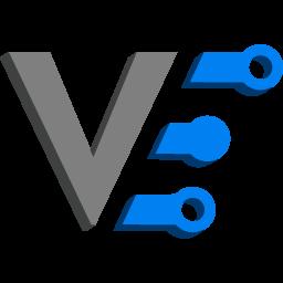 Viaanix V Logo