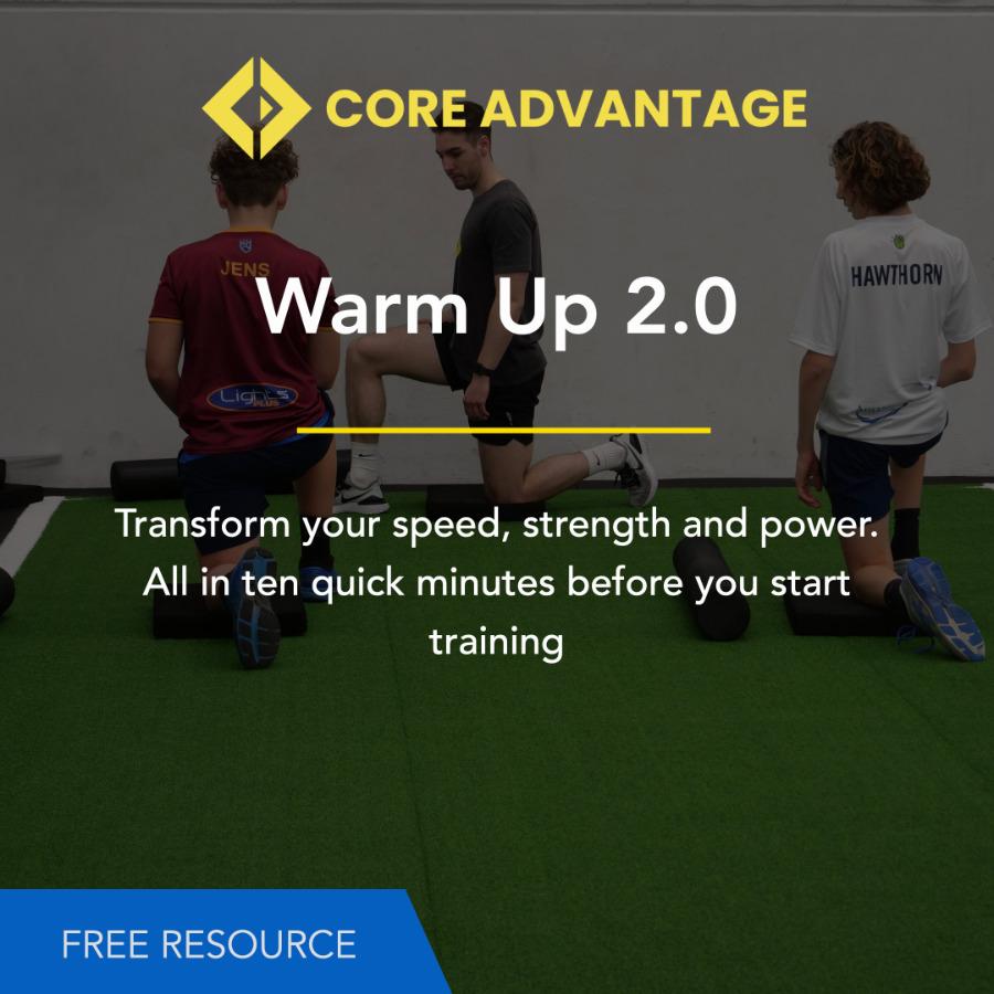 Warm up 2.0 resource