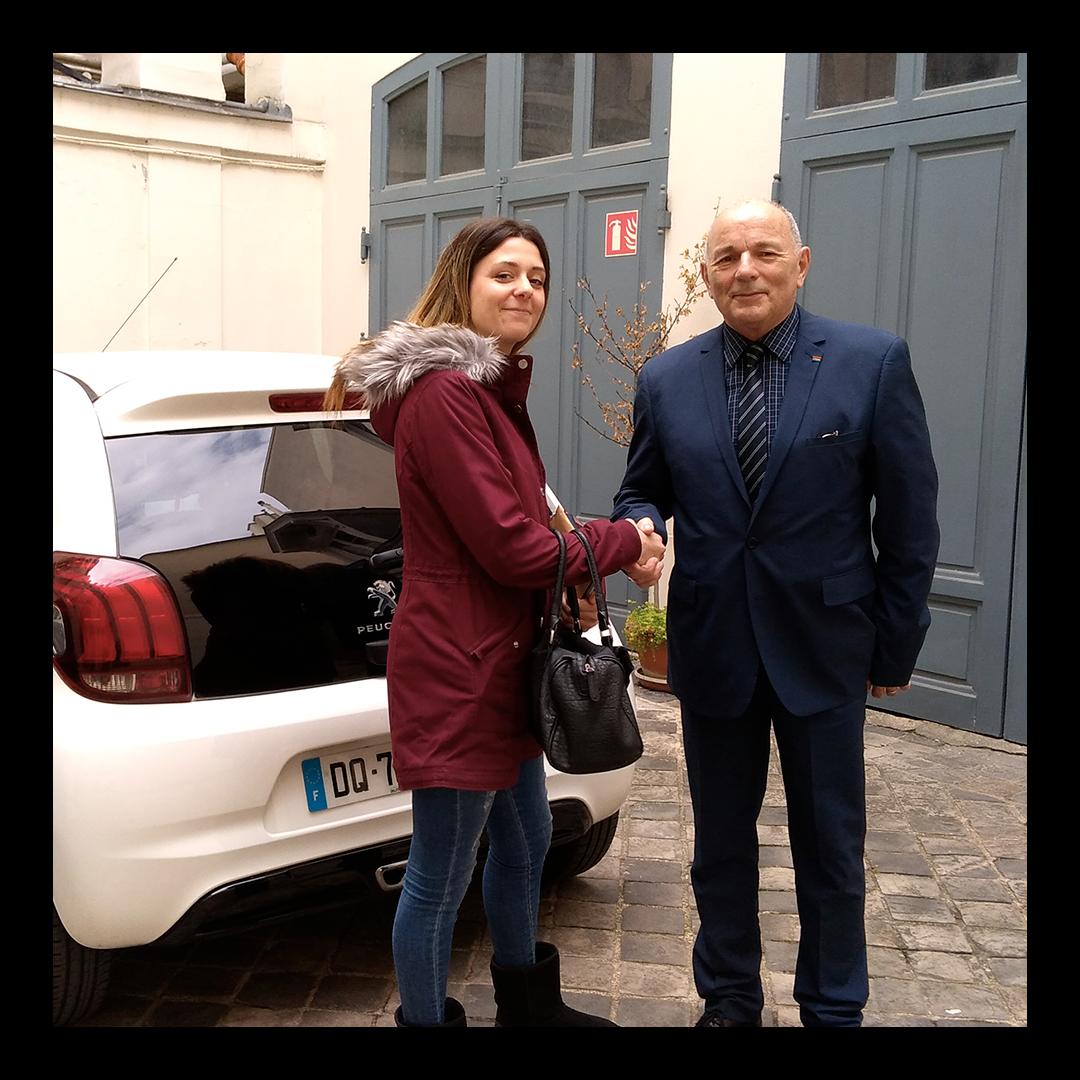 Aidez-vous de Carizy pour vendre votre véhicule à Rouen