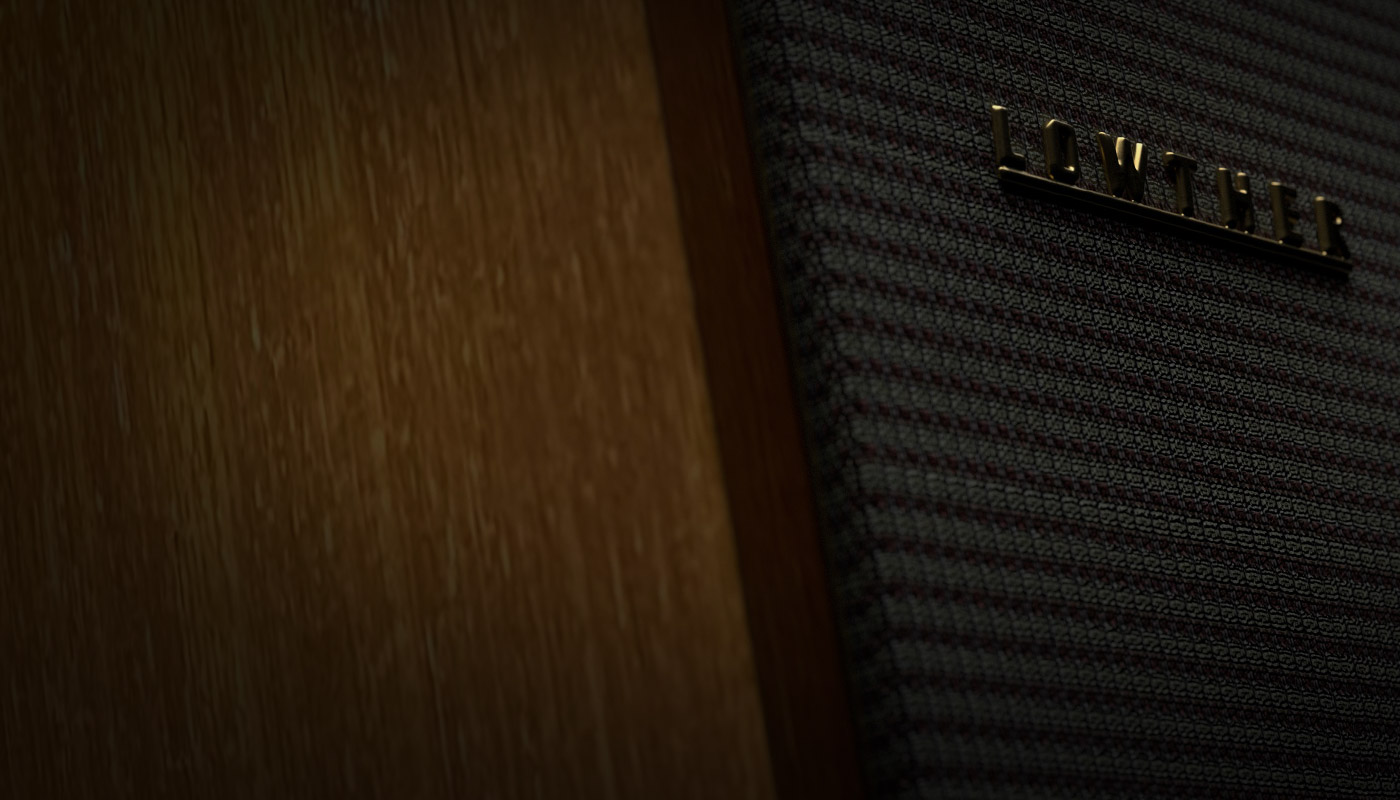 A shot of the Lowther Acousta 115