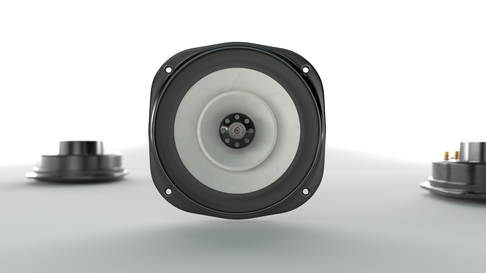 Photos of the Lowther EX3 Speaker Driver