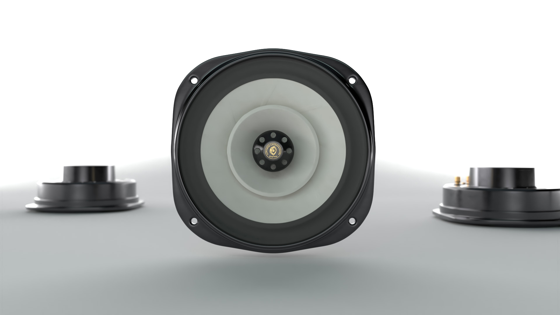 Photos of the Lowther EX2 Speaker Driver