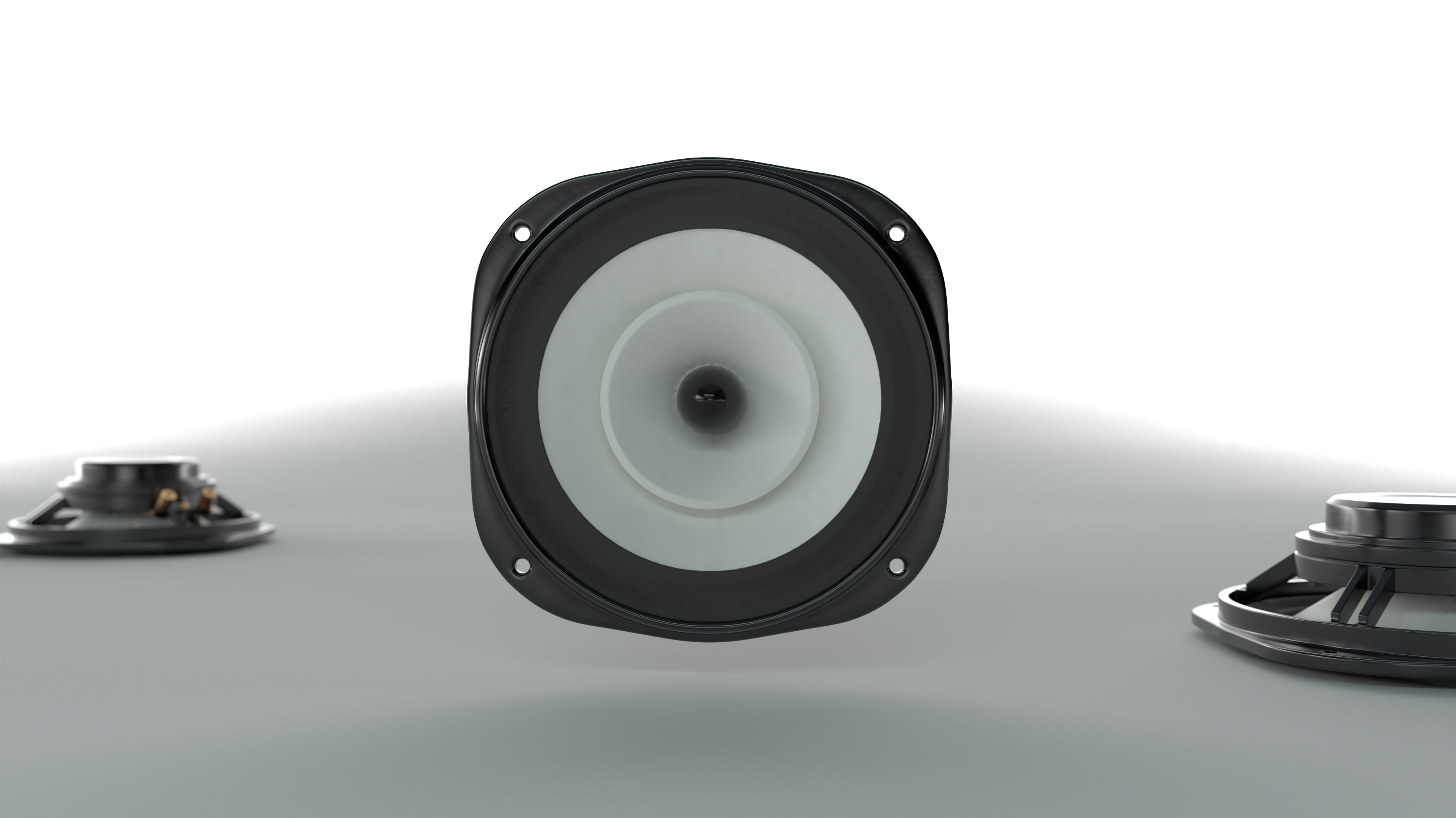 Images of the Lowther DX2 Loudspeaker Drive Unit