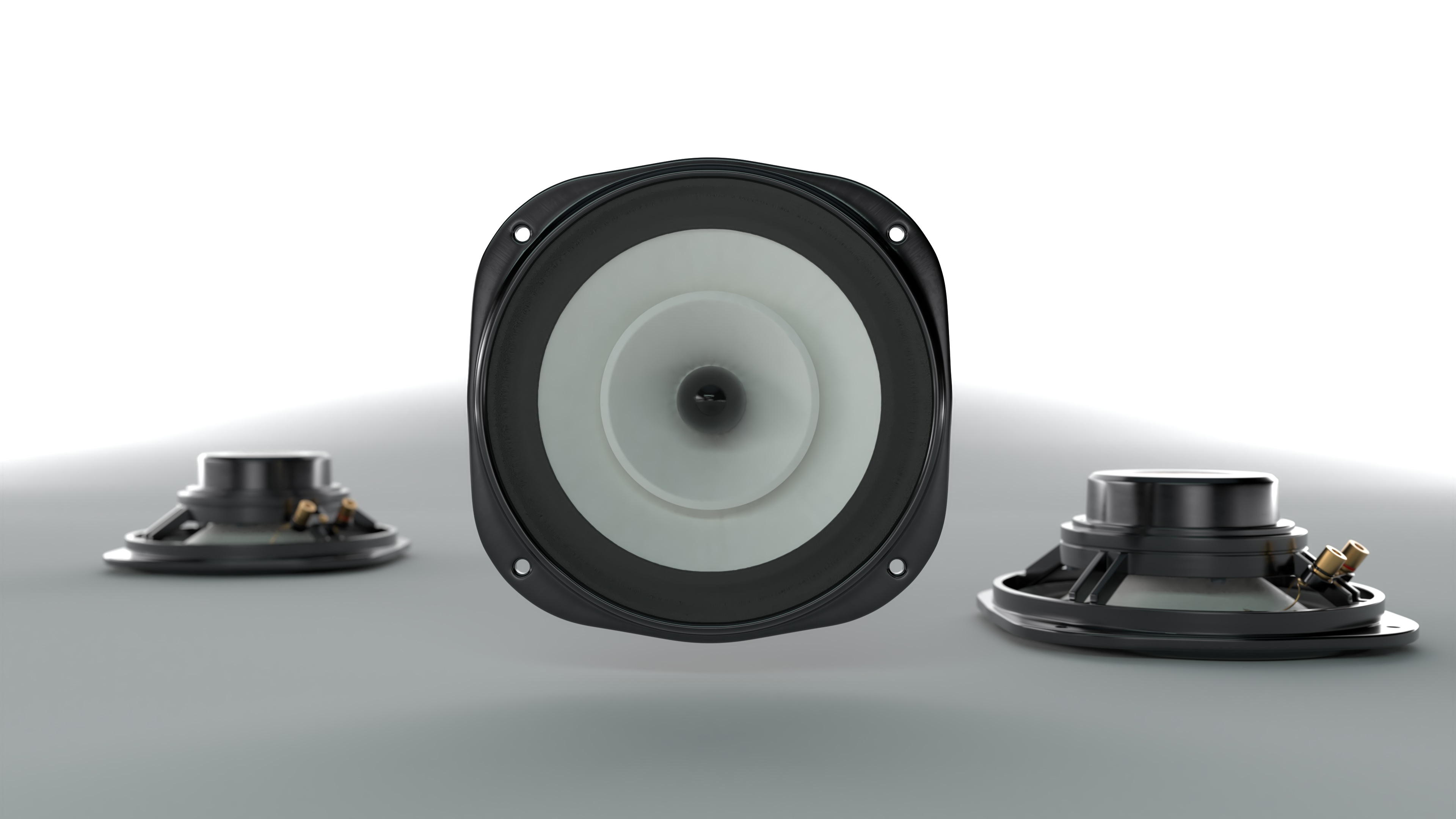 Images of the Lowther DX3 Loudspeaker Drive Unit