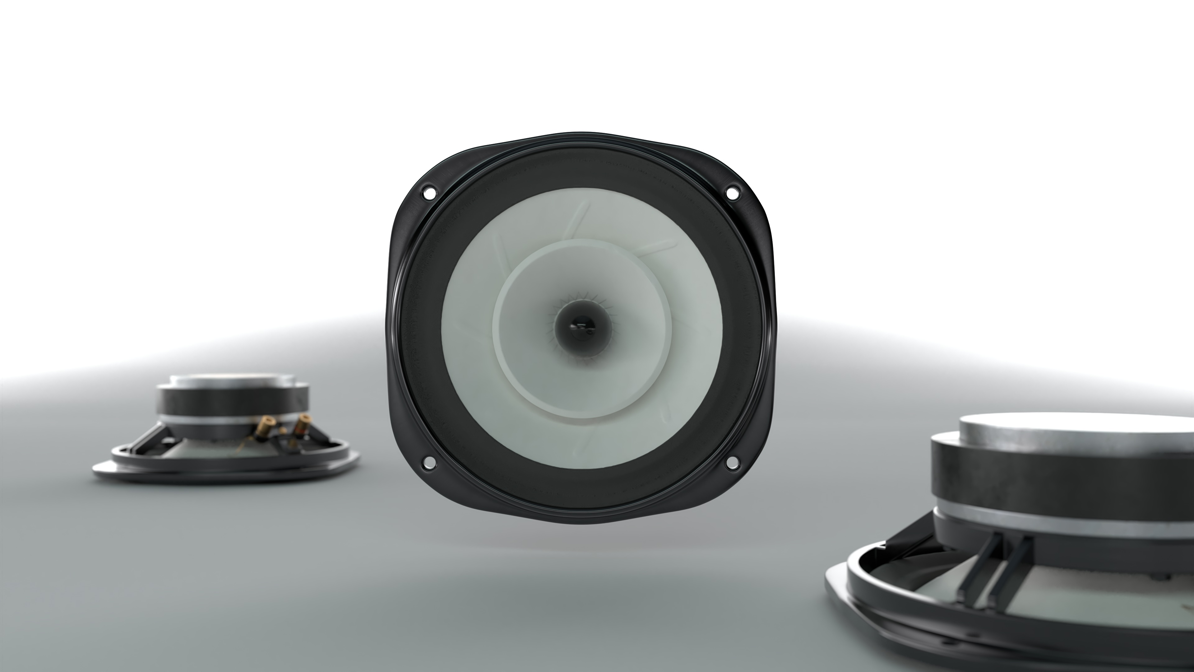Images of the Lowther PM6C Loudspeaker Driver