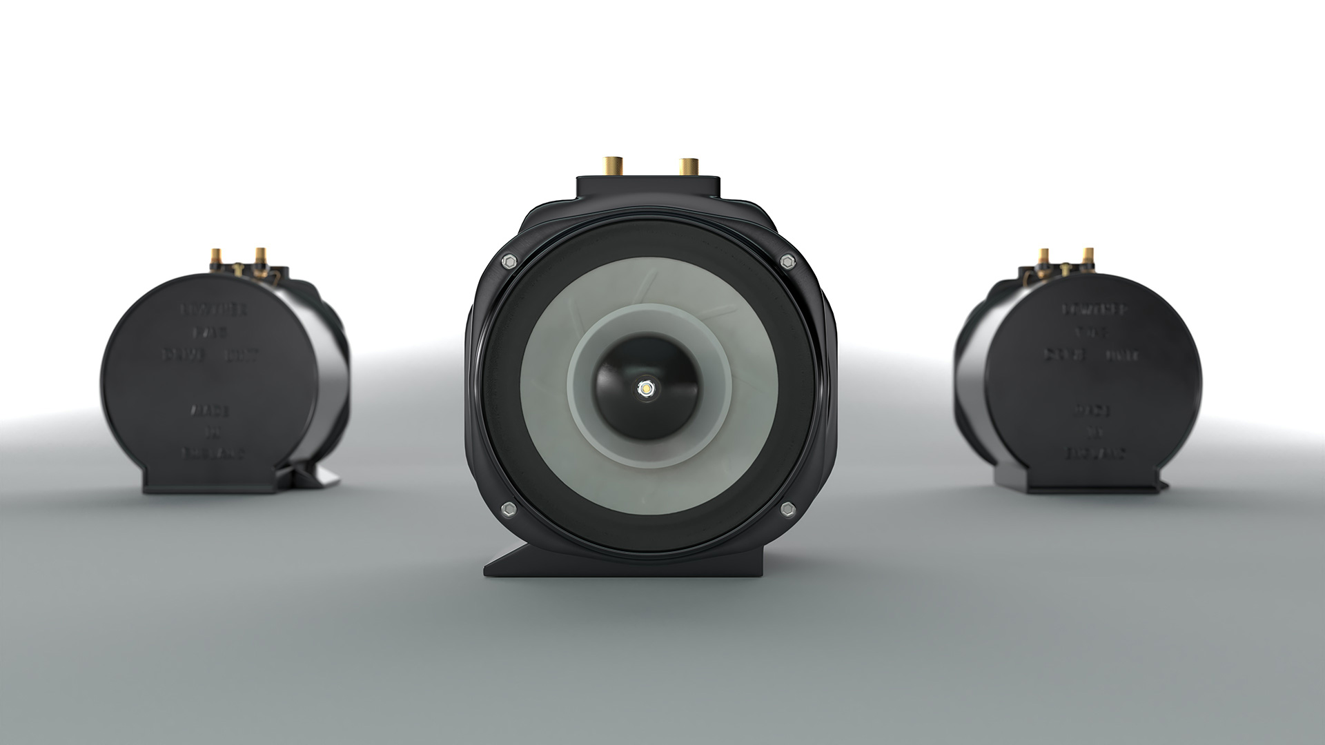 Images of the Lowther PM3A Loudspeaker Drive Units