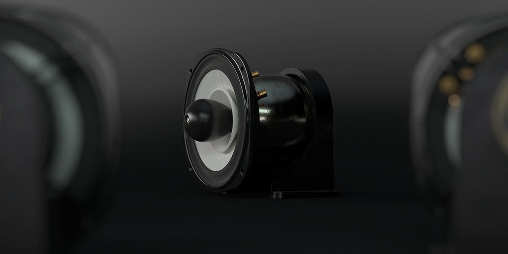 Images of the Lowther PM4A Loudspeaker Drive Units