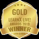 2019-LearnX-Gold-Logo