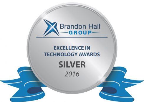 brandon hall group silver award seal