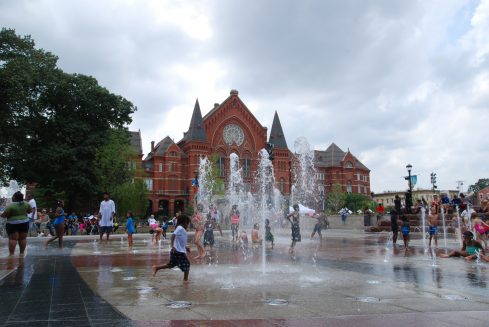 washington park cincinnati