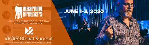 VR/AR Global Summit 2020