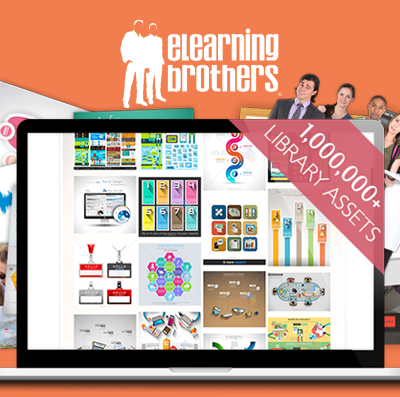 eLearning Brothers Stock Asset Library