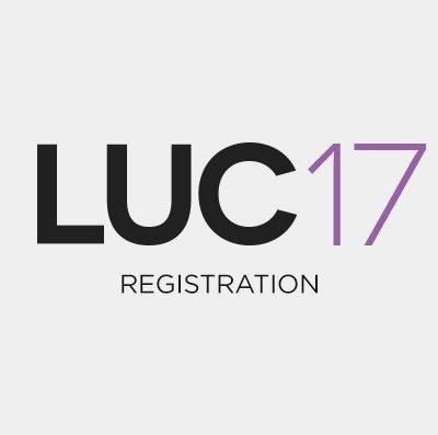 LUC 2017 Registration
