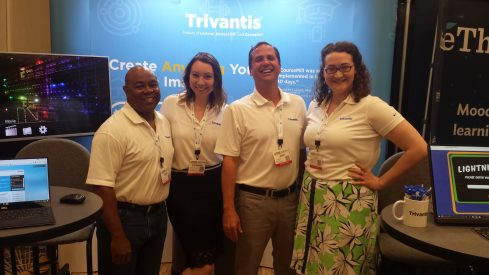 The Trivantis Team at Learning Solutions