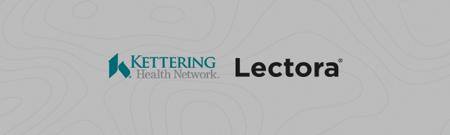 Kettering Health Network logo, Lectora logo