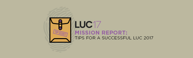 LUC 2017 Mission Report: Tips for a Successful LUC 2017