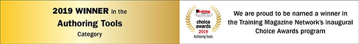 Authoring Tools Choice Awards