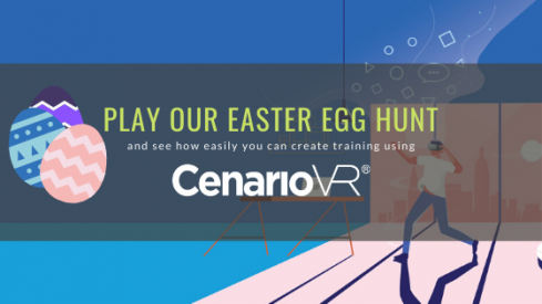 Play Our Easter Egg Hunt — CenarioVR®