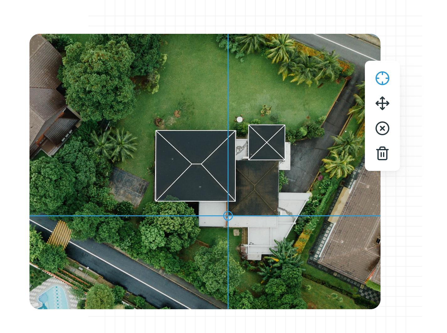 Roofr measurement software