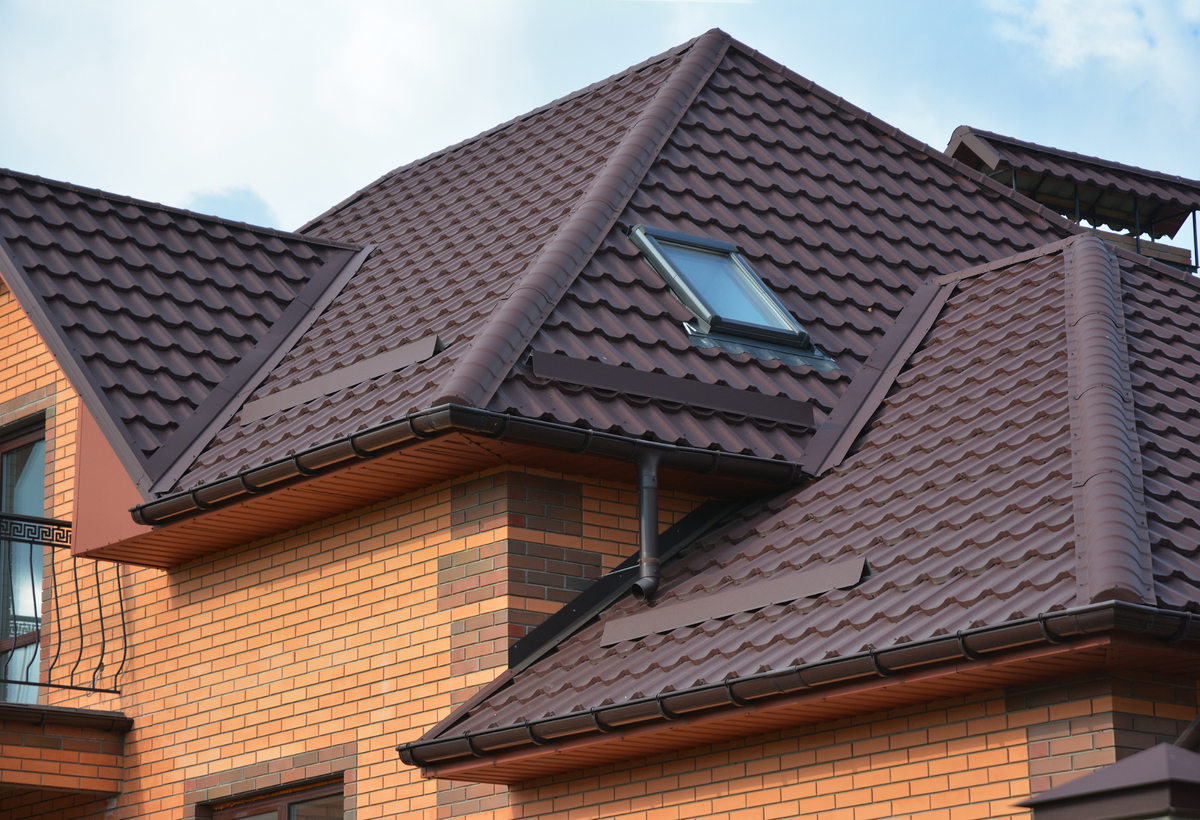 roofing technology metal shingles