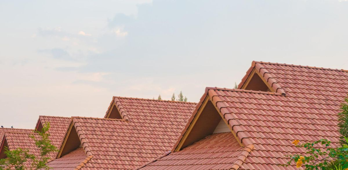 a Roofr clay tile roof