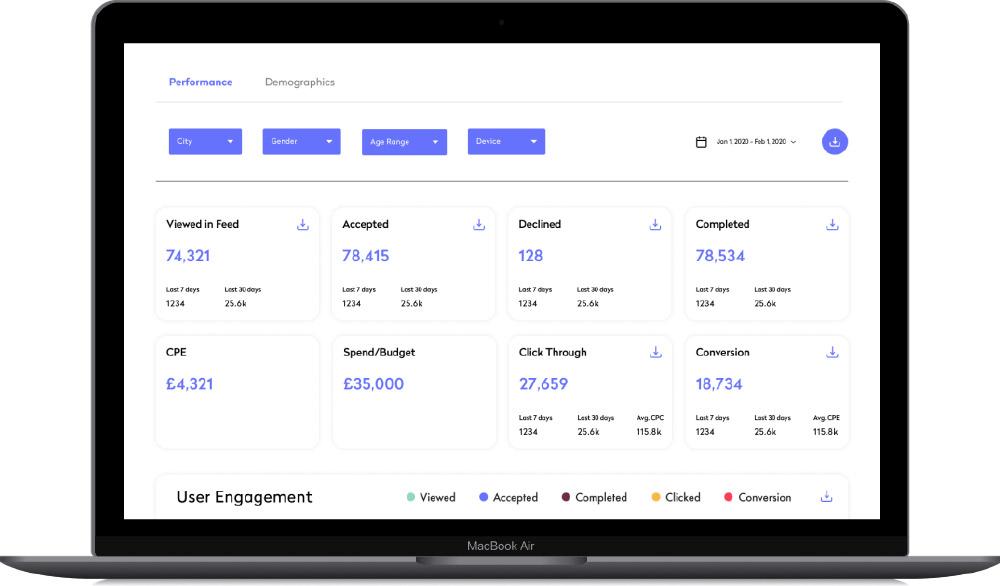 Brand Self Service Portal
