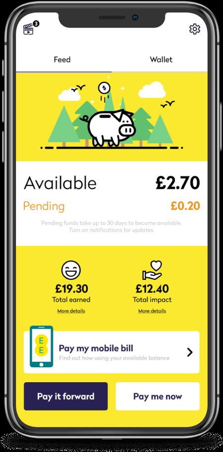 WeAre8 App Wallet