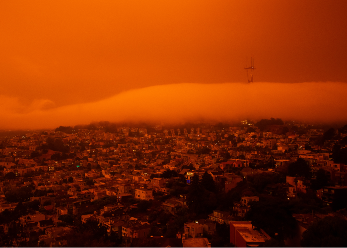 image-of-town-with-red-sky