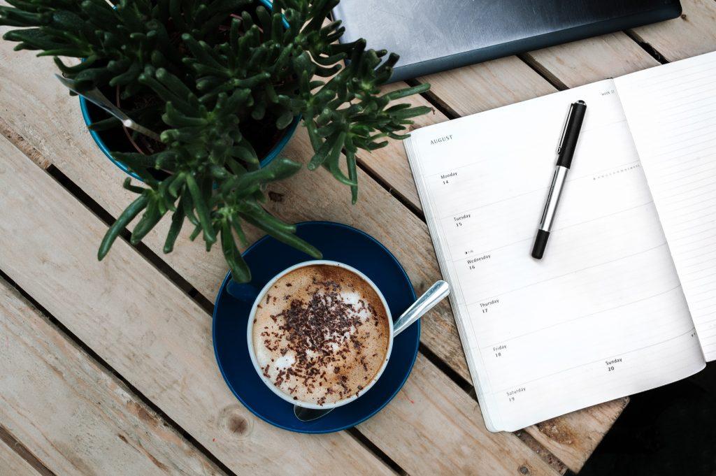 coffee-work-desk