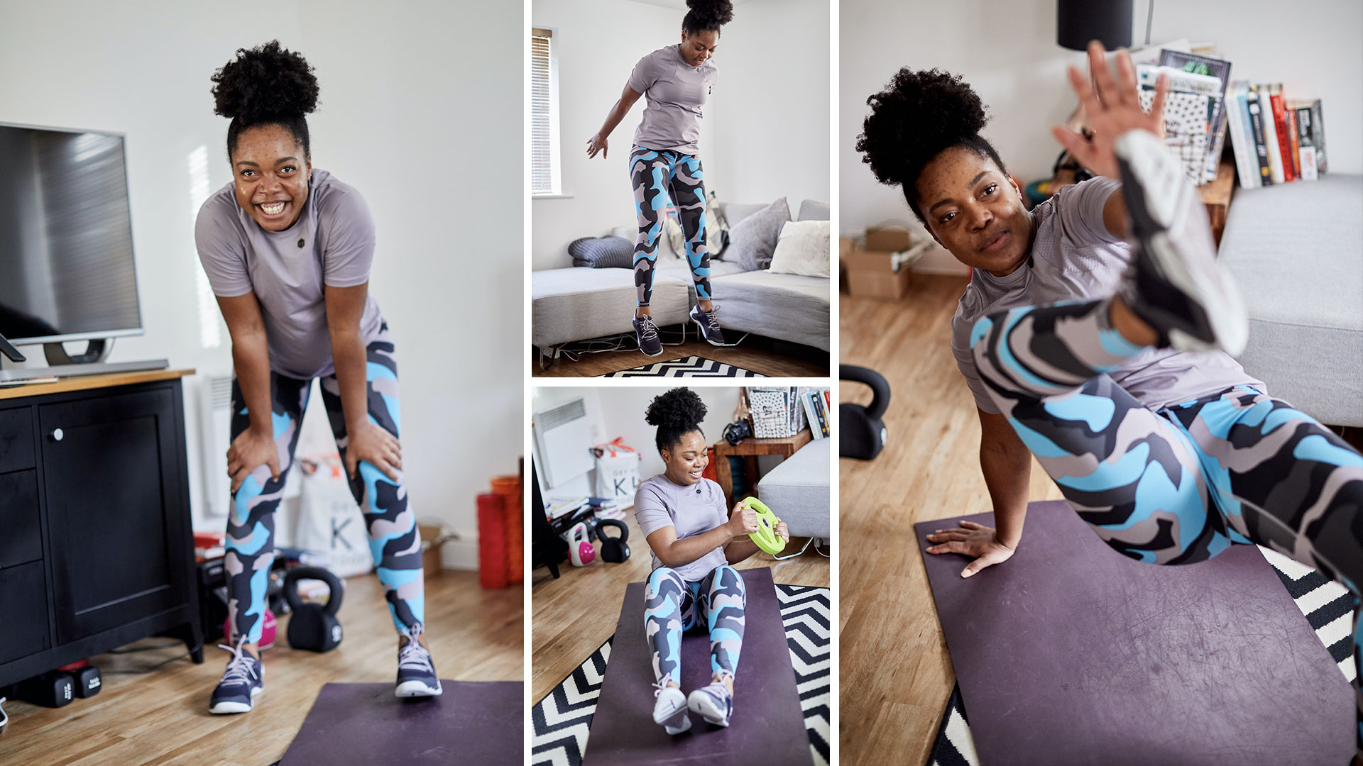 Digital adoption: How fitness instructor Elle Linton adapted during Covid-19