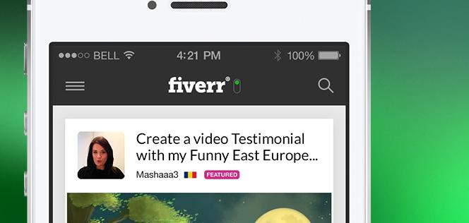 who's online Fiverr