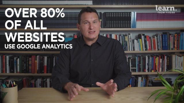 Google Analytics online course-Fiverr