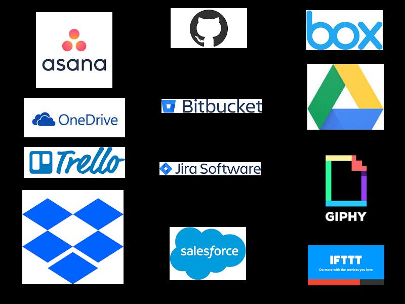 apps logo slack