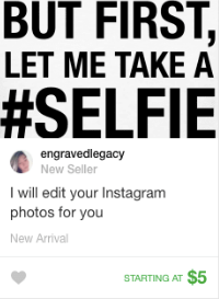 instagram gig photo service