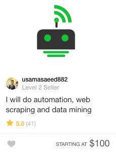 data mining gig