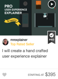 user experience video