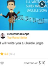 jingle gig