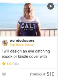 ebook cover gig
