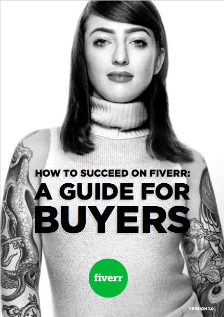 fiverr buyers ebook