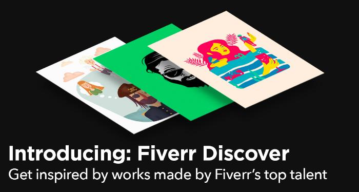 discover fiverr talents