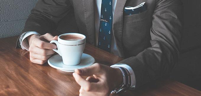 business man meeting
