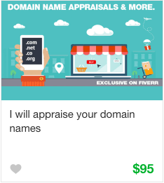 Fiverr Domain Research Gig
