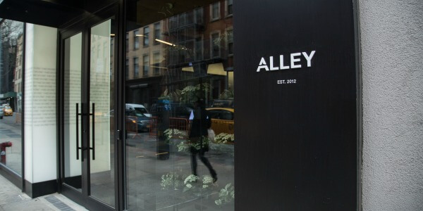 Alley, co-working space in New York City