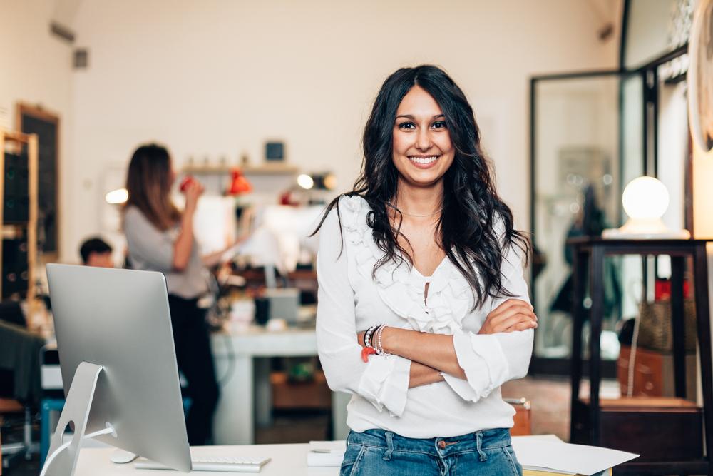 young female entrepreneur starting a business||Fiverr Stationery Gig||Fiverr business cards Gig||Fiverr Logo Design Gig