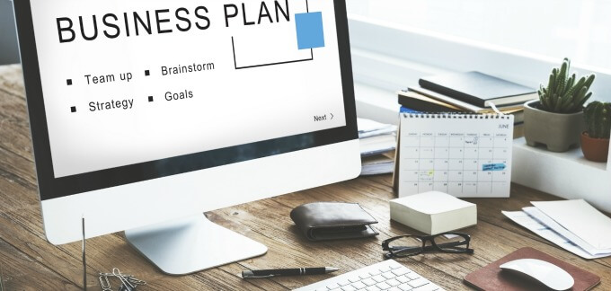 ||Coffee break||Typing||Planning business||