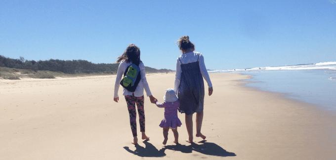 family walking on the beach||Mr.Explainer, Fiverr
