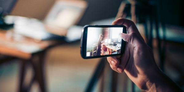 blog video smartphone